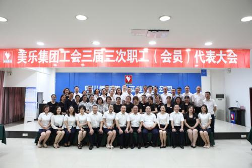 sbf胜博发娱乐官网集团工会三届三次职工(会员)代表大会顺利召开